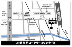 福岡ショップ地図-1