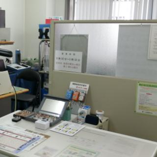 コルチトーン補聴器大阪サービスショップ内観